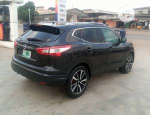 Nissan Qashqai 2015 Black | Cars for sale in Lagos State, Isolo