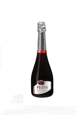 Veleta Sparkle Fruit Wine (Red Grape) -   Meals & Drinks for sale in Lagos State, Lagos Island (Eko)