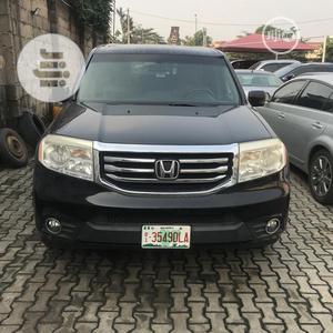 Honda Pilot 2013 Black   Cars for sale in Lagos State, Ikeja