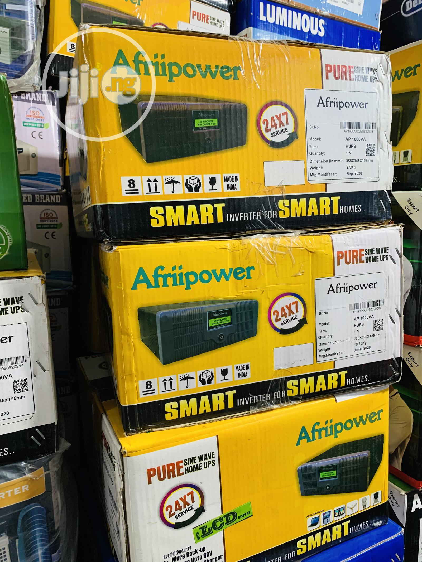 1kva Afriipower 12v Inverter