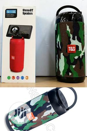 Tg 113c T G Wireless Potable Bluetooth Speaker With Fm | Audio & Music Equipment for sale in Lagos State, Ikeja