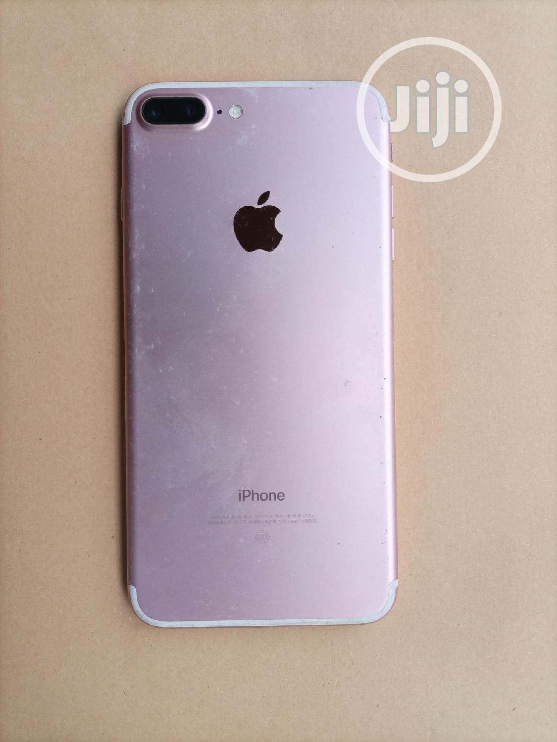 Apple iPhone 7 Plus 32 GB Gold | Mobile Phones for sale in Obio-Akpor, Rivers State, Nigeria
