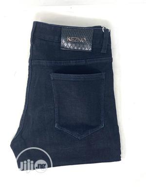 Kezno Navy Blue Jeans Original | Clothing for sale in Lagos State, Surulere