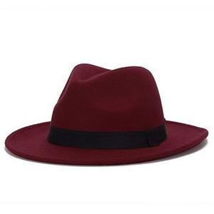Fedora Hat - Wine   Clothing Accessories for sale in Lagos State, Abule Egba