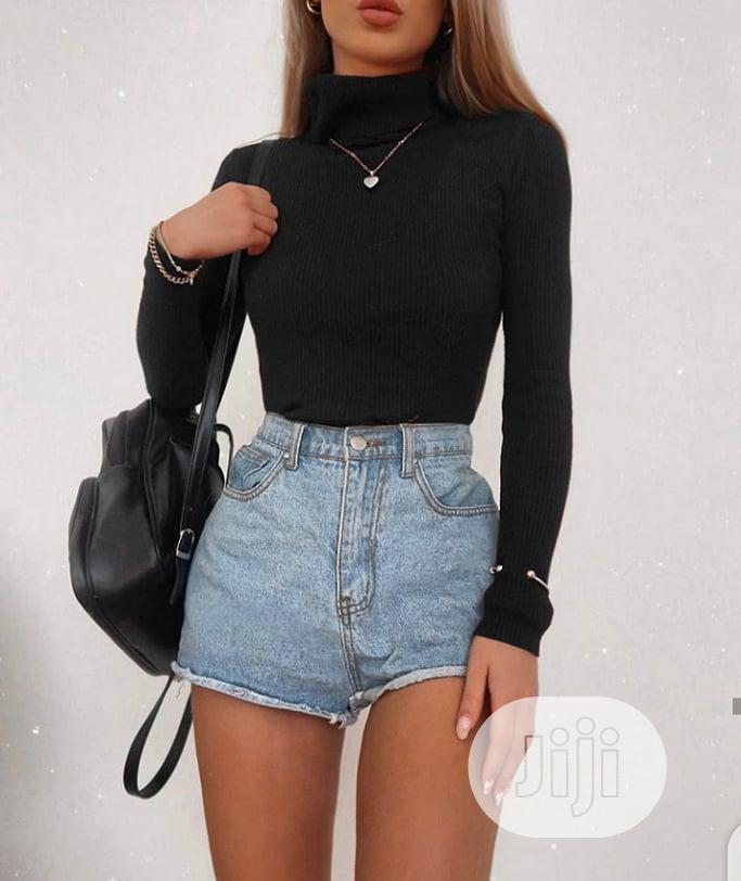 Turtle Neck Top | Clothing for sale in Calabar, Cross River State, Nigeria