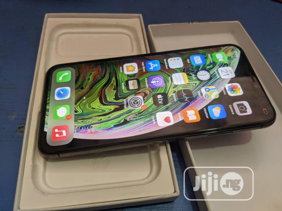 Apple iPhone XS Max 64 GB Gray | Mobile Phones for sale in Benin City, Edo State, Nigeria