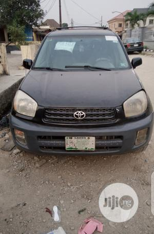 Toyota RAV4 2004 Black | Cars for sale in Lagos State, Kosofe