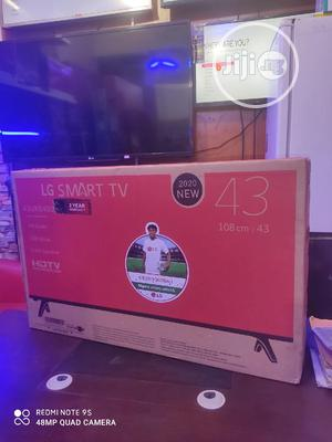 """LG 43""""Inchs High Definition(43UK6400) Android Smart Tv Wifi 