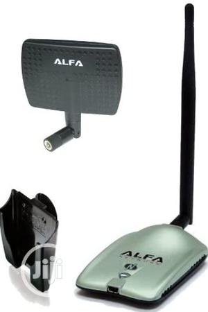 Alfa USB Adapter 1pole | Networking Products for sale in Lagos State, Ikeja