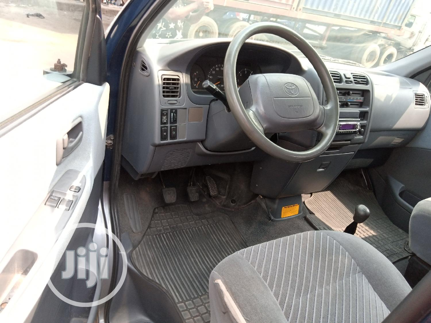 Toyota Hiace Bus Short Frame 1999   Buses & Microbuses for sale in Apapa, Lagos State, Nigeria