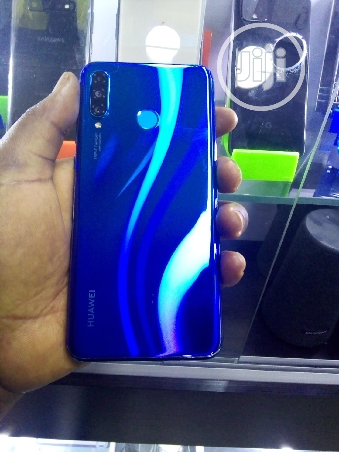 Huawei P30 Lite 128 GB Blue | Mobile Phones for sale in Ikeja, Lagos State, Nigeria
