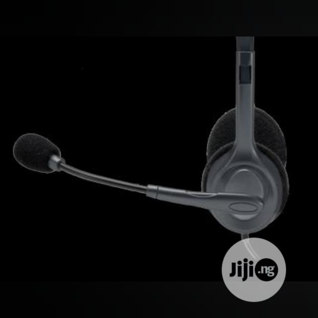 Archive: Logitech Headset Stereo H110