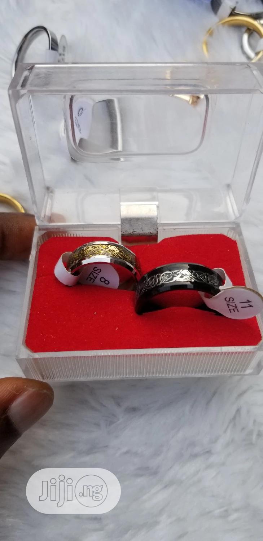 Pure Titanium Male Wedding Ring
