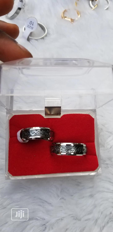 Pure Titanium Male Wedding Ring   Wedding Wear & Accessories for sale in Ajah, Lagos State, Nigeria
