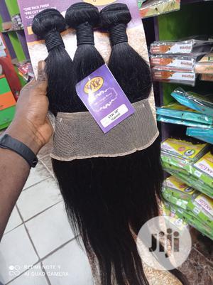 VIP Peruvian Straight Human Hair | Hair Beauty for sale in Lagos State, Amuwo-Odofin