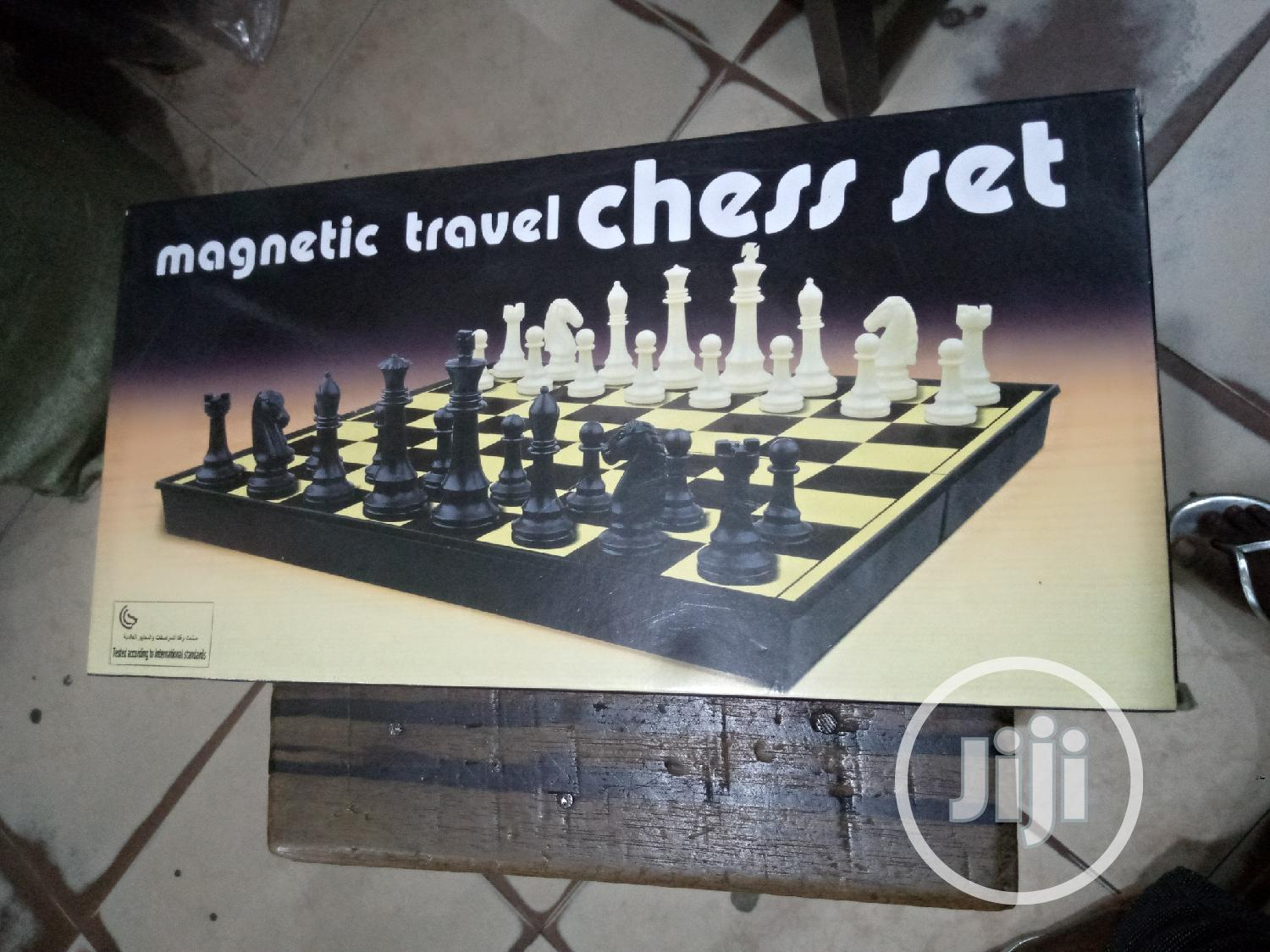 Brand New Magnetic Chess