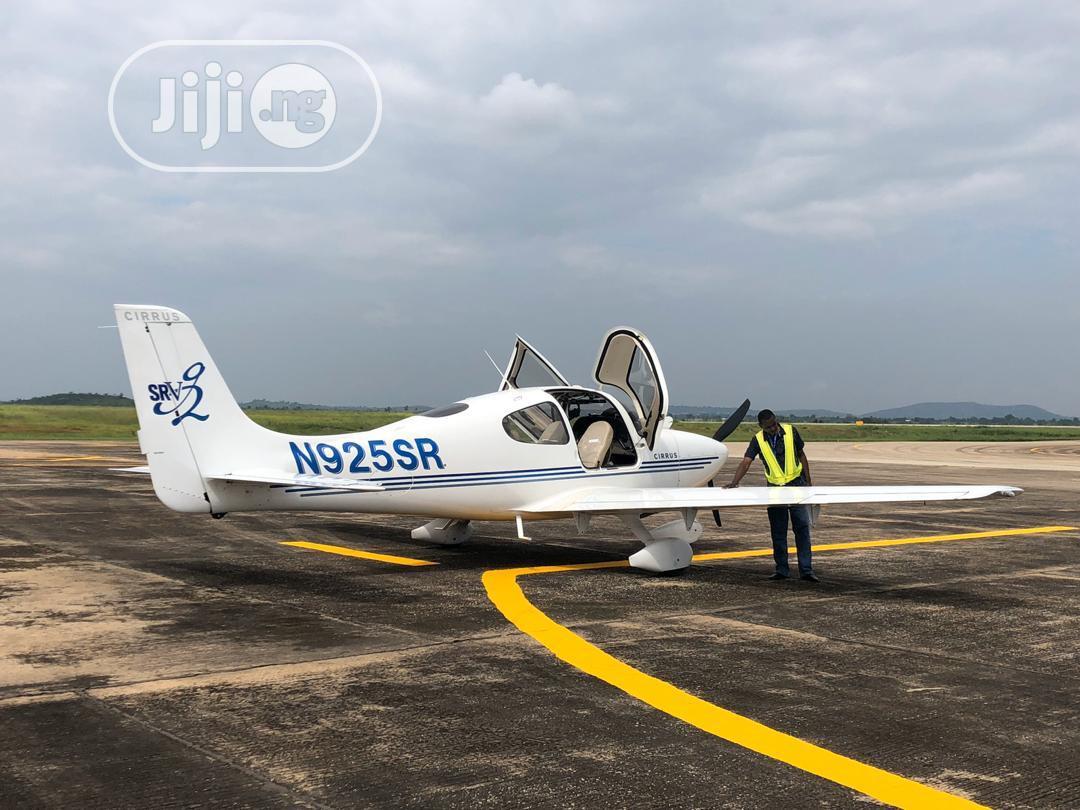 2007 Cirrus SR20 4 Seater Private Jet