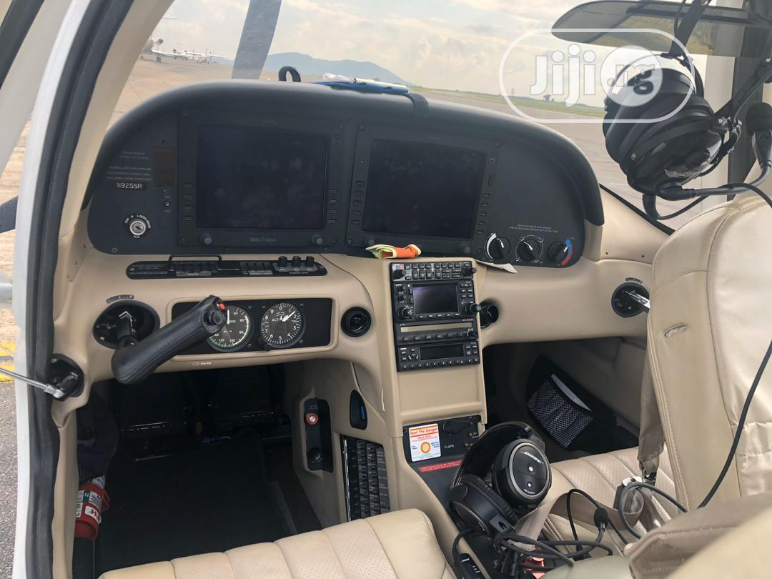 2007 Cirrus SR20 4 Seater Private Jet | Heavy Equipment for sale in Central Business Dis, Abuja (FCT) State, Nigeria