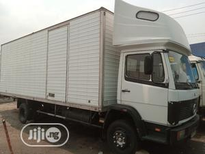 Mercedes Benz 1320 Container Body Truck White | Trucks & Trailers for sale in Lagos State, Apapa