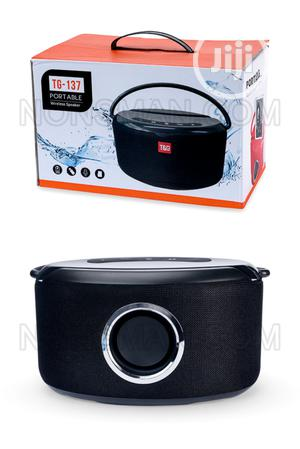 T&G Tg 137 Wireless Bluetooth Speaker With Super Bass | Audio & Music Equipment for sale in Lagos State, Ikeja