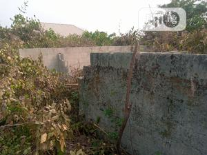 A Plot Of Land With A Four Bedroom Structure | Land & Plots For Sale for sale in Ogun State, Ado-Odo/Ota