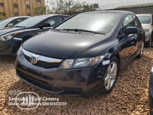 Honda Civic 2011 EX Sedan Black   Cars for sale in Kaduna State, Kaduna / Kaduna State