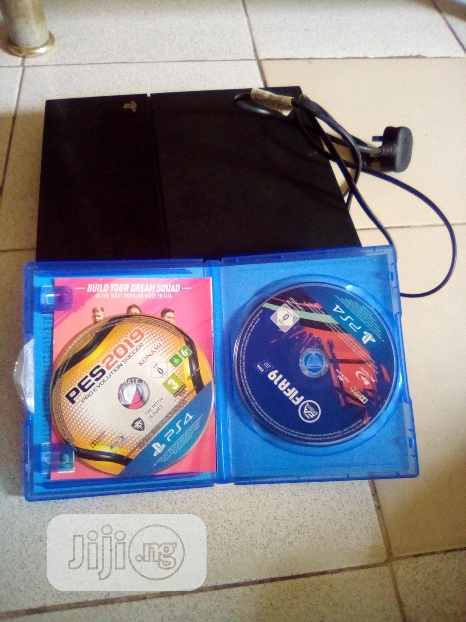 Clean Used PS4 | Video Game Consoles for sale in Ikoyi, Lagos State, Nigeria