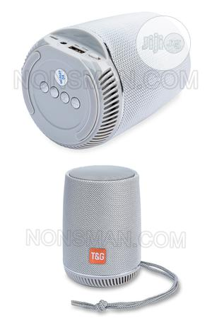 T&G Tg 527 Potable Wireless Bluetooth Speaker With Good Bass | Audio & Music Equipment for sale in Lagos State, Ikeja