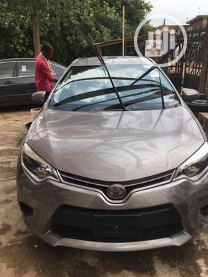 Toyota Corolla 2015 Gray   Cars for sale in Lagos State, Victoria Island