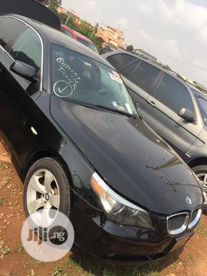 BMW 528i 2005 Black   Cars for sale in Ogun State, Ado-Odo/Ota