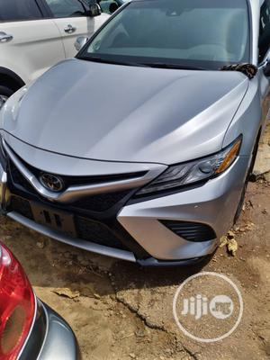 Toyota Camry 2018 Gray   Cars for sale in Abuja (FCT) State, Central Business Dis