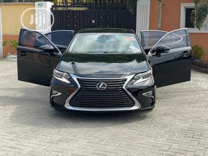 Lexus ES 2017 350 FWD Black | Cars for sale in Lagos State, Ajah