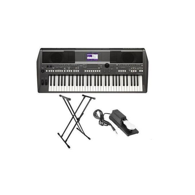 Yamaha Keyboard Psr S670 Complete Package