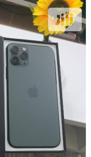 New Apple iPhone 11 Pro 256 GB Black   Mobile Phones for sale in Lagos State, Alimosho