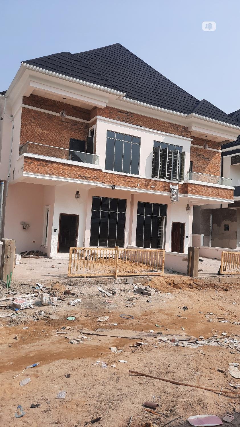 Brand New 4 Bedroom Semi-detached Duplex For Sale | Houses & Apartments For Sale for sale in Ajah, Lagos State, Nigeria