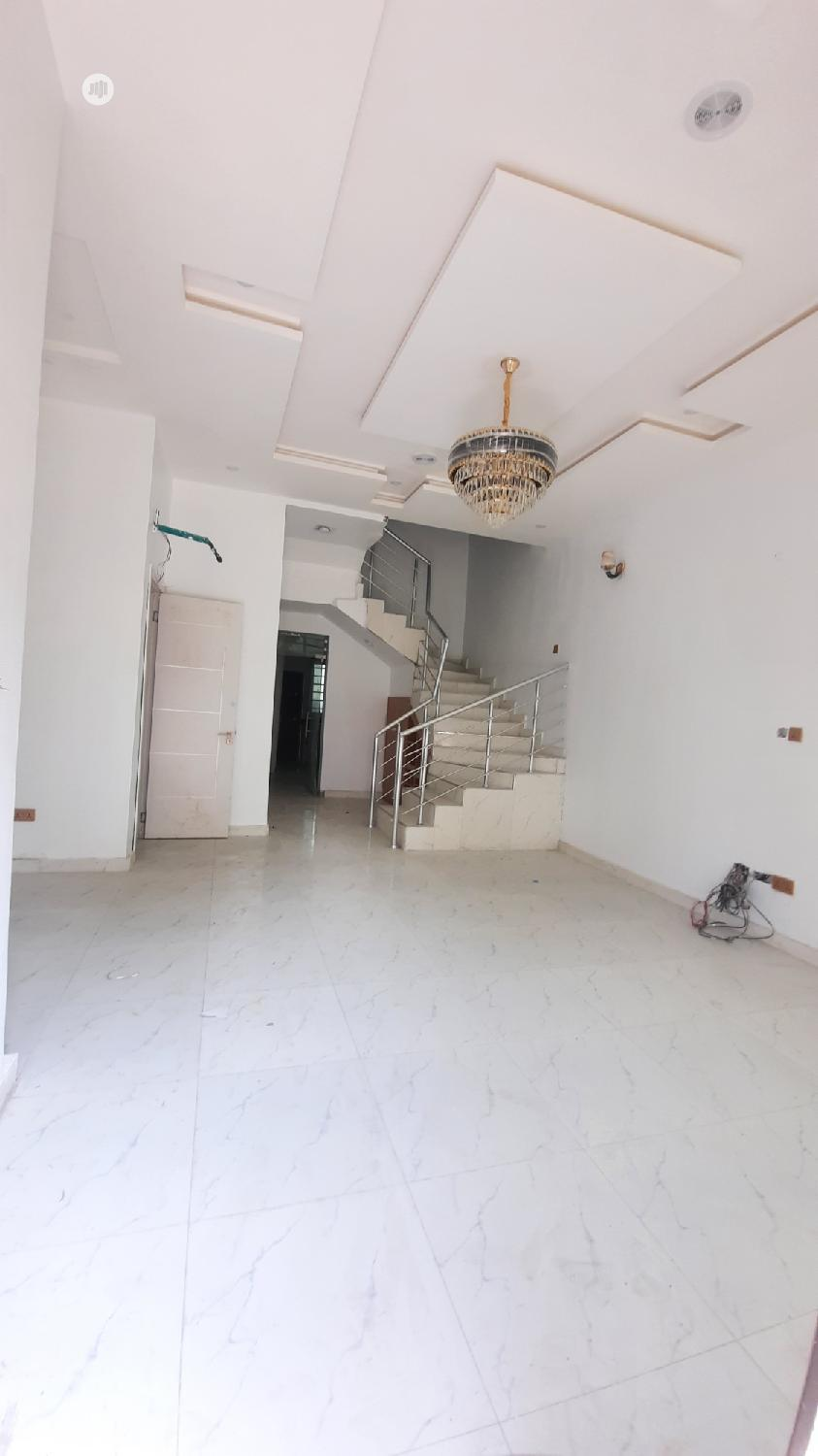 Brand New 4 Bedroom Semi-detached Duplex For Sale
