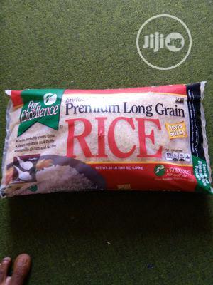 Par Excellence Rice 4.54kg | Meals & Drinks for sale in Lagos State, Surulere