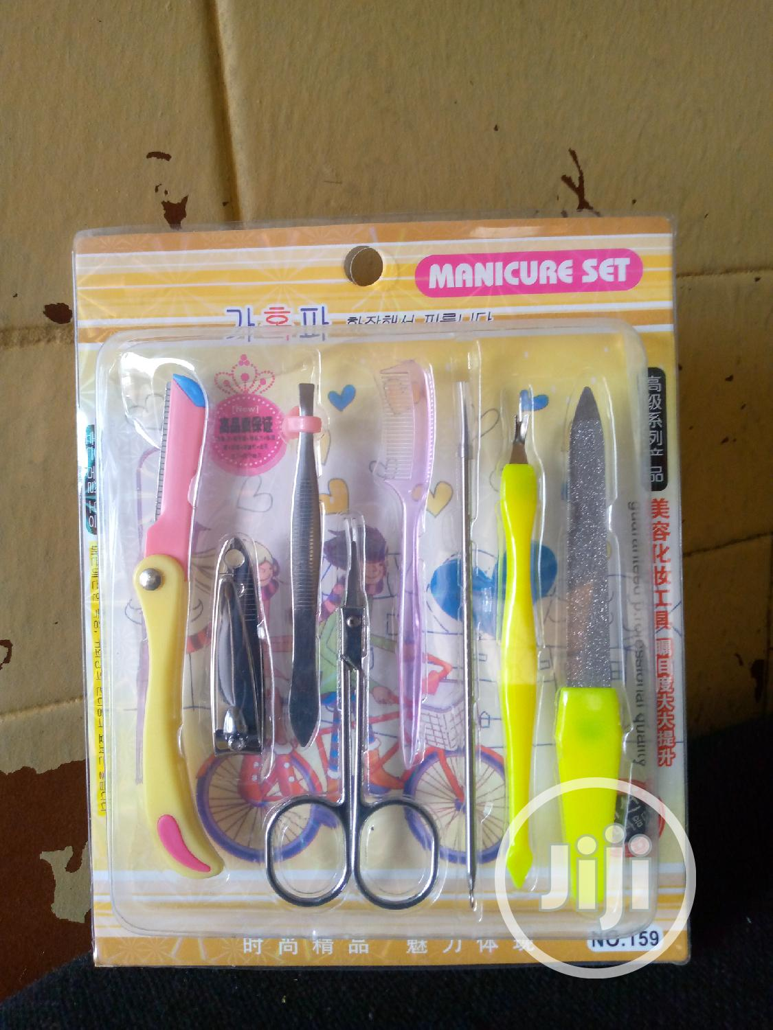 Archive: Manicure Set