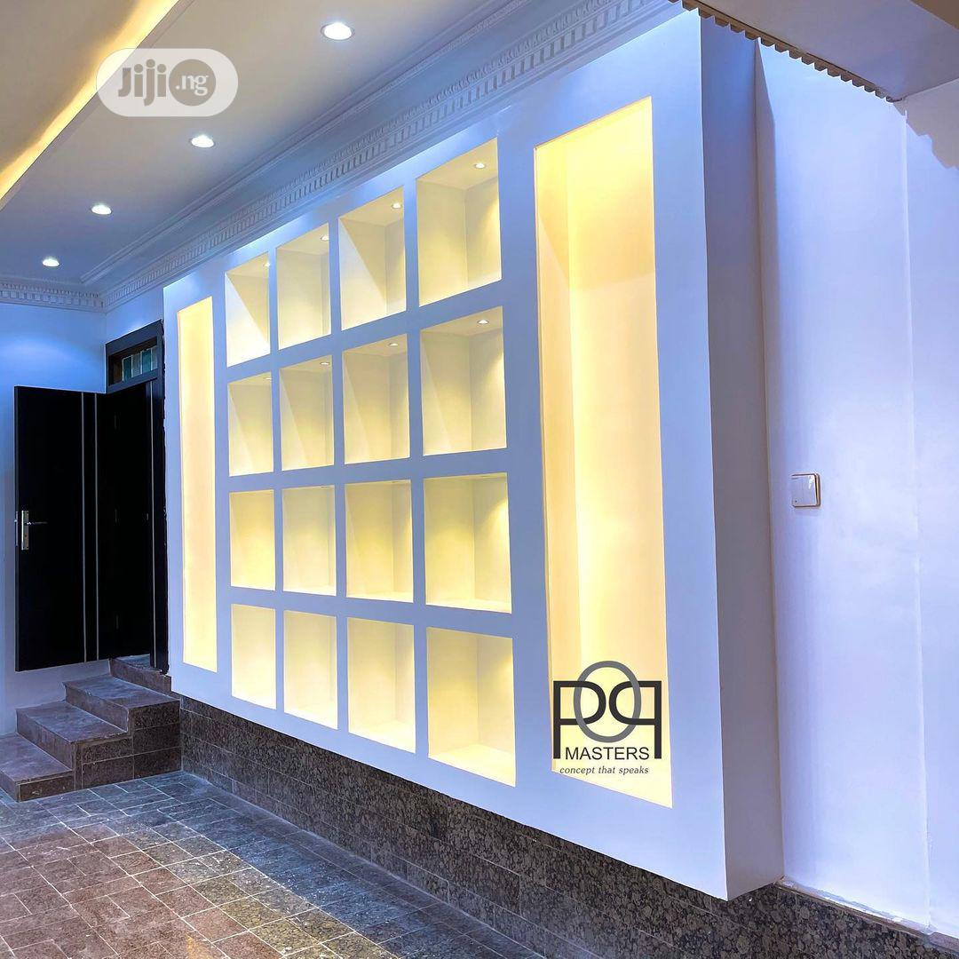 POP Installation,Wall Screeding,Wine Bar. | Building & Trades Services for sale in Awka, Anambra State, Nigeria