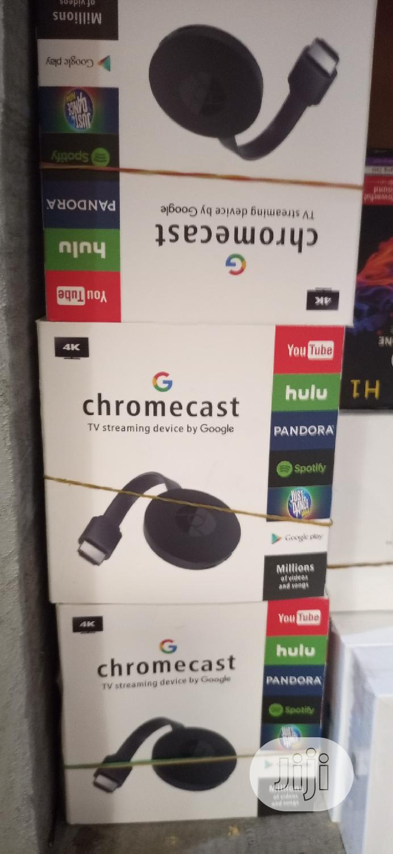 Archive: Chromecast