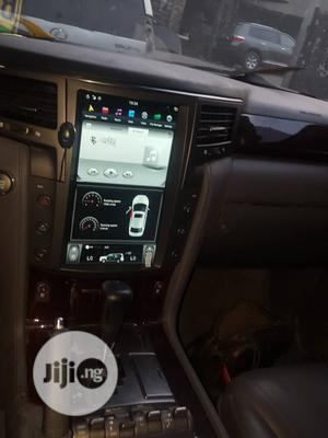 Steel Wheels With Android Screen for Lexus Upgrade 2012/2018   Vehicle Parts & Accessories for sale in Lagos State, Mushin
