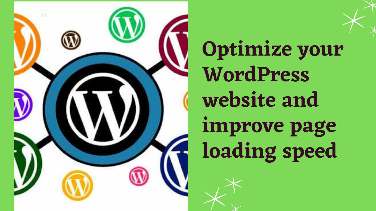 Archive: I Will Optimize Your Wordpress Site & Improve Loading Speed
