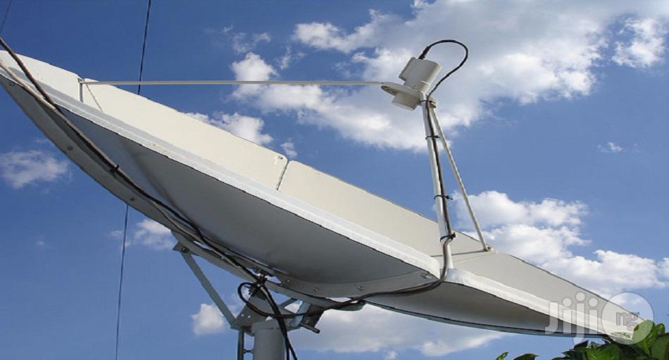 Satellite TV Installation