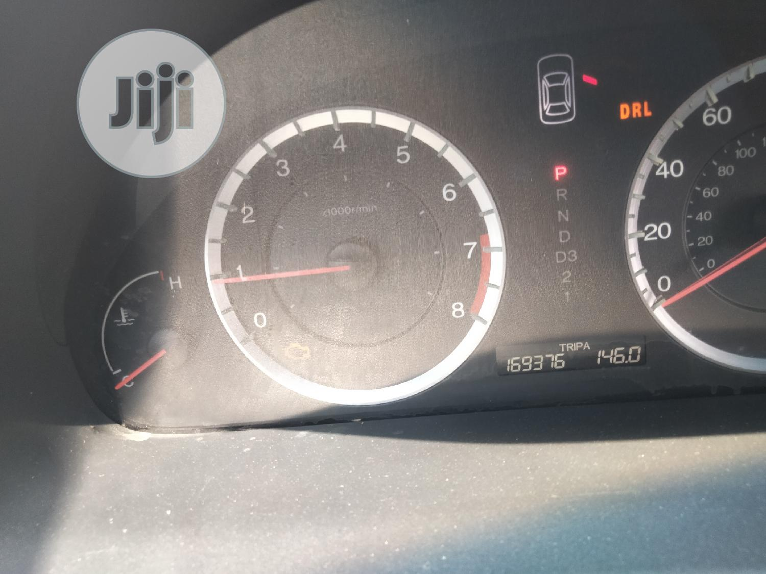 Honda Accord 2008 2.4 EX Automatic Gray   Cars for sale in Ajah, Lagos State, Nigeria