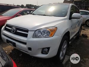 Toyota RAV4 2010 2.5 4x4 White   Cars for sale in Lagos State, Apapa