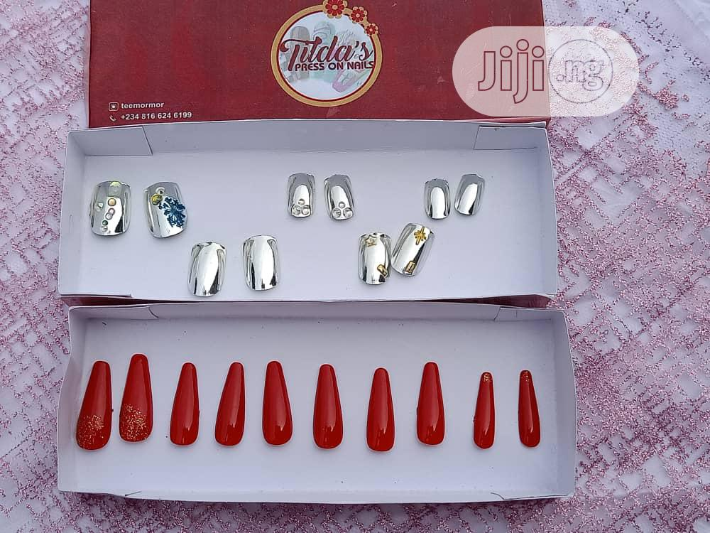 Tilda's Press On Nails