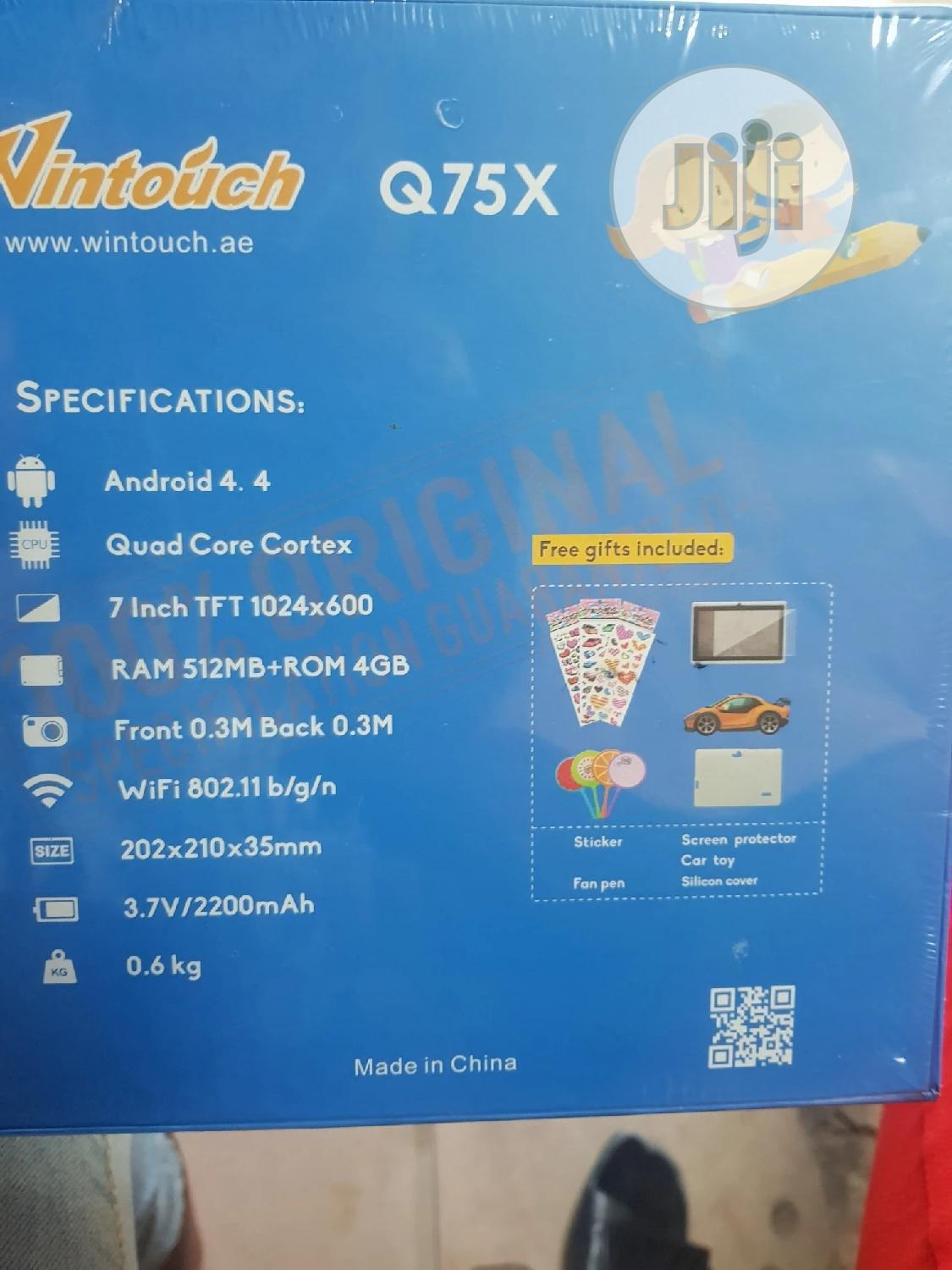 New Wintouch Q93S 4 GB | Tablets for sale in Gbagada, Lagos State, Nigeria
