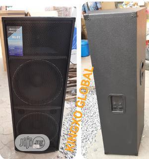 Tt-55 Double Acoustic Speaker   Audio & Music Equipment for sale in Lagos State, Ojo