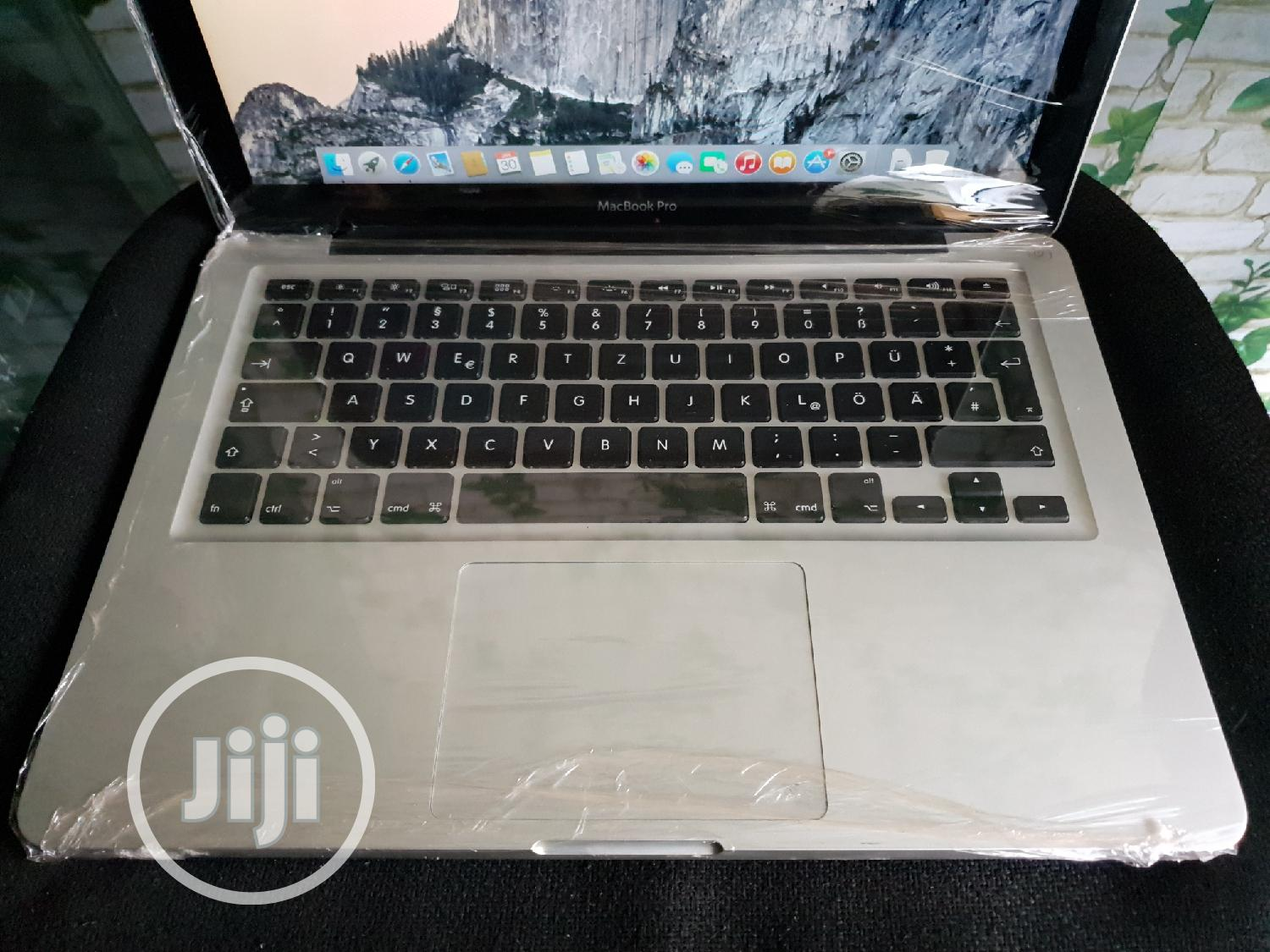 Laptop Apple MacBook Pro 4GB Intel Core i5 HDD 500GB   Laptops & Computers for sale in Wuse, Abuja (FCT) State, Nigeria