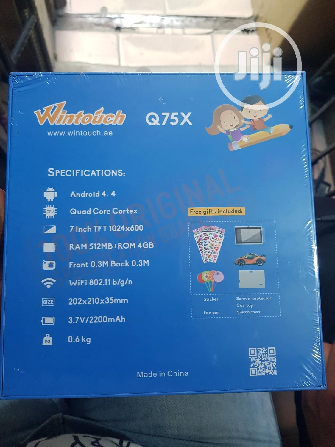 New Wintouch Q93S 4 GB | Tablets for sale in Lekki, Lagos State, Nigeria